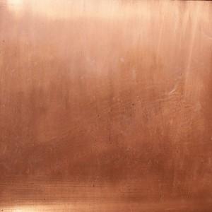 Profilo metallico in rame
